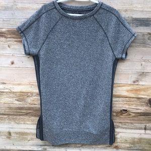 Madewell | Panorama Gray T-shirt dress size Small